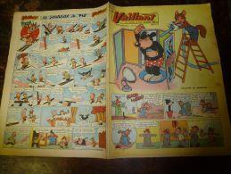 5 Février 1956  VAILLANT    Le Journal Le Plus Captivant - Vaillant