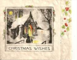 Cpa Christmas Wishes - Other