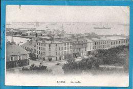Finistère- Brest -La Rade. - Brest