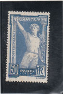 France N° 186* - France