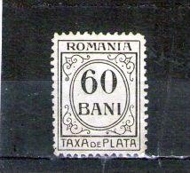 1921/26  -   FRAIS DES PAIEMENT Mi No 57 Et Yv No 62 - Port Dû (Taxe)