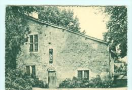 DOMREMY-la-PUCELLE / Maison Natale De Jeanne D' Arc - Domremy La Pucelle