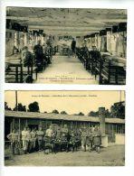 Camp De Casteau, Lot De 2 Cartes. - Soignies