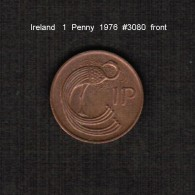 IRELAND    1  PENNY  1976  (KM # 20) - Ireland