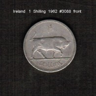 IRELAND    1  SHILLING  1962  (KM # 14a) - Ireland