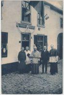 19616g VIELSALM - Grotte De N. D. De Lourdes - Erection Du Chemin De Croix - Mgr. Heylen - Visite Aux Donateurs - 1931 - Vielsalm