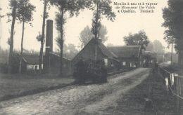 Moulin à Eau Et à Vapeur De Monsieur De Valck à Opalfen   Ternath. - Ternat