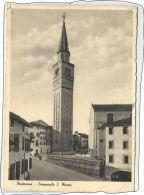 Pordenone Bella E Originale Cartolina Viaggiata Dell´epoca - Pordenone