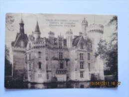 CPA De TROIS - MOUTIERS  ( 86 )  Chateau De Lamothe _ Chandenier   ( GR )     ( CP956 ) - Unclassified