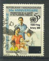VEND TIMBRE DE MADAGASCAR N° 2519, COTE : 100 €  !!!! (g) - Madagascar (1960-...)