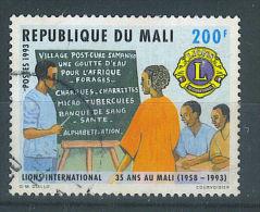 VEND BEAU TIMBRE DU MALI N° 1189  !!!! (c) - Mali (1959-...)