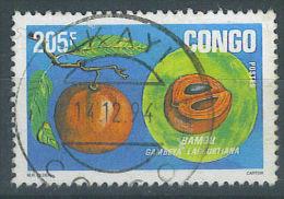 VEND BEAU TIMBRE DU CONGO ( BRAZZAVILLE ) N° B1411 , COTE : ?, !!!! (b) - Afgestempeld