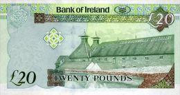 NORTHERN IRELAND P.  88 20 P 2013 UNC - Irlande Du Nord