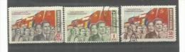 RUSSIE   RUSSIA   :  Y Et T   No  .1474  à  1476  ( O ) - Oblitérés