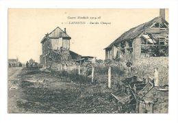 LAVENTIE RUE DE CLINQUES - Guerra 1914-18