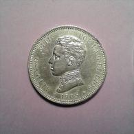 España. 2 Pesetas.1905 (Moneda De Foto Adjunta) - Colecciones