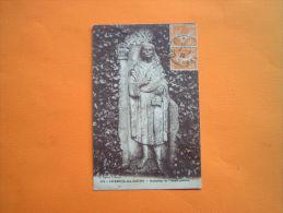 CPA LUXEUIL LES BAINS - 70 - Sarcophage De L´époque Gauloise -haute Saône - 524 - - Luxeuil Les Bains