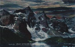 Valley Of The Ten Peaks, LAGGAN, Alberta, Canada, 1900-1910s - Altri