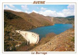 CPSM Avene-Le Barrage   L1453 - France