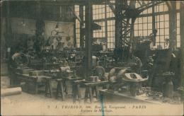75 PARIS 15 / J.Thirion, Ateliers De Montage / - Paris (15)