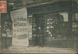 75 PARIS 15 / Chapellerie François / - Arrondissement: 15