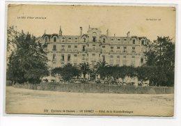 LE CANNET                   HOTEL DE GRANDE BRETAGNE - Le Cannet