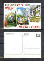 ÖSTERREICH  ,  AUSTRIA  , ** , Wien  , Vienna - HUNDERTWASSER-HAUS - Museos