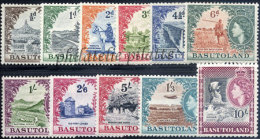 -Basoutoland  46/56* - 1933-1964 Kronenkolonie