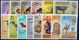 -Bechuanaland Protectorat 119/32** - 1885-1964 Herrschaft Von Bechuanaland