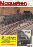 Maquetren-4. Revista Maquetren Nº 4 - Books And Magazines