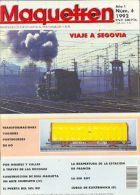 Maquetren-6. Revista Maquetren Nº 6 - Books And Magazines