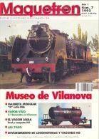 Maquetren-7. Revista Maquetren Nº 7 - Books And Magazines