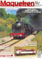 Maquetren-8. Revista Maquetren Nº 8 - Books And Magazines