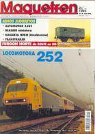 Maquetren-11. Revista Maquetren Nº 11 - Books And Magazines