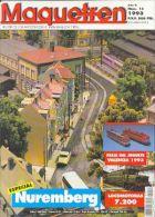 Maquetren-13. Revista Maquetren Nº 13 - Books And Magazines