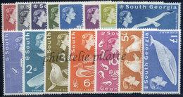 -Falkland Dépendances    9/23** - Géorgie Du Sud