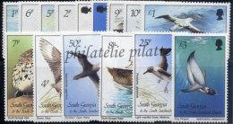 -Falkland Dépendances  166/80** - Géorgie Du Sud