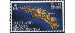 -Falkland Dépendances  115** - Géorgie Du Sud