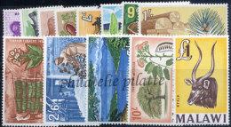 -Malawi    1/13** - Malawi (1964-...)