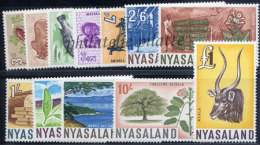 -Nyassaland 132/43** - Malawi (1964-...)