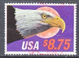 U.S. 2394   Fault  (o)  EAGLE And MOON - United States