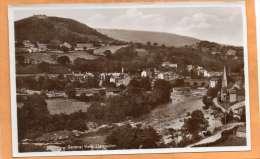Llangollen Old Postcard - Denbighshire