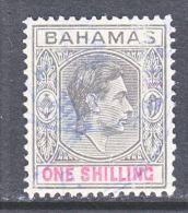 Bahamas 110  (o)  Wmk 4 Script CA - 1859-1963 Crown Colony