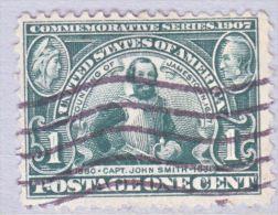 U.S. 328  (o) - Used Stamps