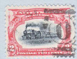U.S. 295  (o) - Used Stamps
