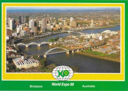 World Expo 88, Brisbane, Queensland -  Sunmap BR14 Used - Brisbane