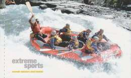 New Zealand 2004 Extreme Sports MS Booklet - Carnets