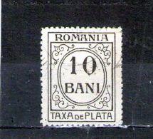 1921/26  -   FRAIS DES PAIEMENT Mi No 53 Et Yv No 58 - Port Dû (Taxe)