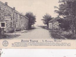 HAUTES FAGNES / BARQUE MICHEL : Habitation Primitive - Altri