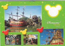CPM  De DISNEYLAND RESORT - Paris - ADVENTURELAND - - Disneyland